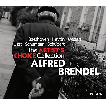 Alfred Brendel - The Artist's Collection: Alfred Brendel [CD] USA import
