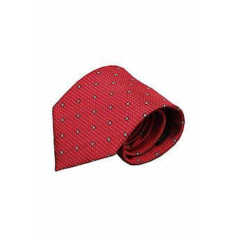 Red tie Norcia 01