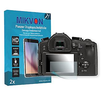 Leica V-Lux Screen Protector - Mikvon Armor Screen Protector (Retail Package with accessories)