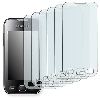 Samsung wave 533 (GT-S5330) screen protector - Golebo crystal clear protection film