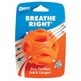Chuckit Breathe Right Fetch ball, Stl L