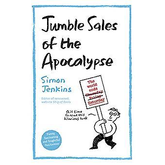 Mennessä Simon Jenkins - 9780281077212 kirja maailmanloppu myynti sekamelska