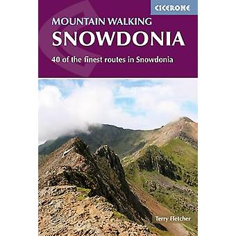 Mountain Walking in Snowdonia - 40 of the Finest Routes in Snowdonia b