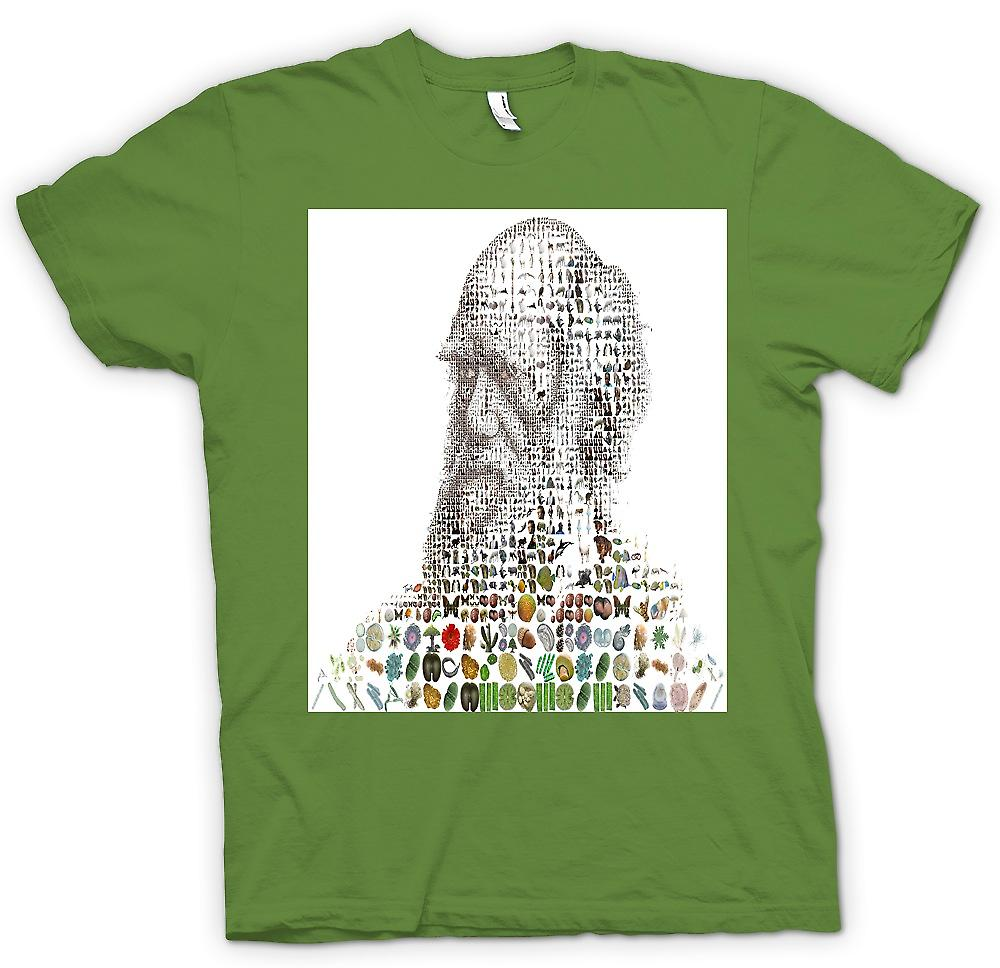 Mens T-shirt - Darwin Evolution - Cool Design