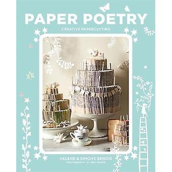 Papercu creativa - Creative papercutting papel poesía - la poesía de papel
