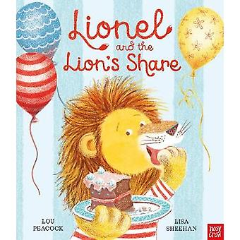 Lionel and the Lion's Share by Lou Peacock - 9781788000925 Book