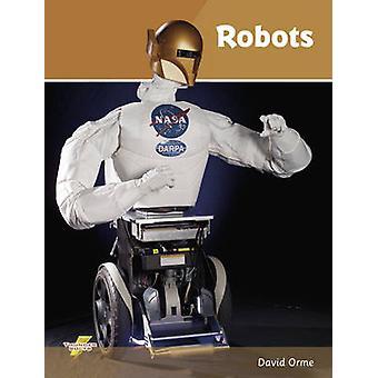 Robots - jeu de 4 par David Orme - livre 9781781270813