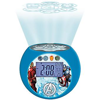 Lexibook Radio Geheimis Projecteur Avengers (Modell-Nr. RL975AV)