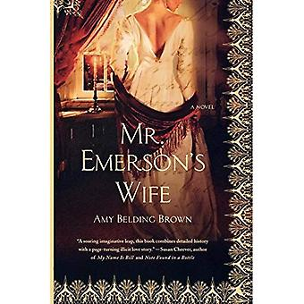 Mijnheer Emerson's vrouw