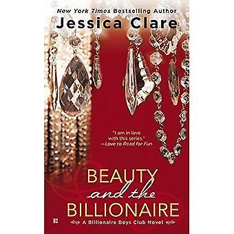 Skjønnhet og milliardæren (milliardær gutter klubben romaner)