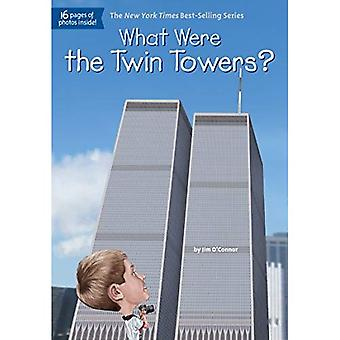 What Were the Twin Towers?� (What Was...?)