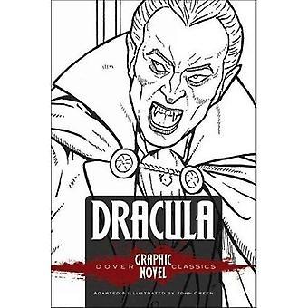DRACULA (Dover grafisk roman klassiker) (Dover grafiska romaner)