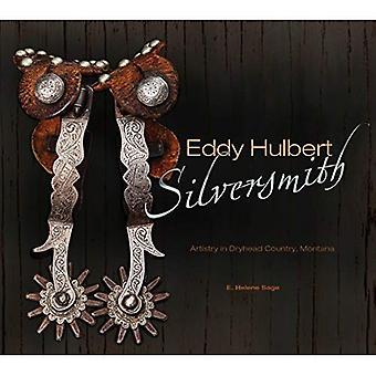 Eddy Hulbert, silversmed