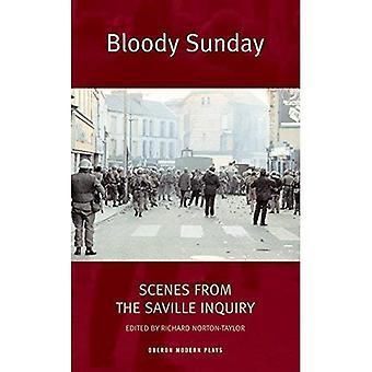 Bloody Sunday: Scener fra Saville-undersøgelsen