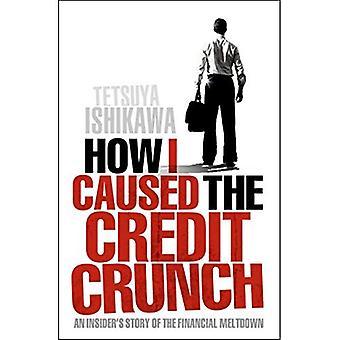 Come mi ha causato la crisi del credito