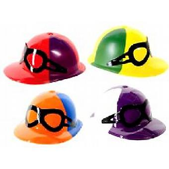 Jockey Caps with Goggles (1)