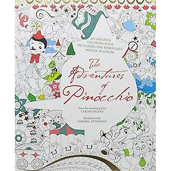 Pinocchio (Colouring Books)