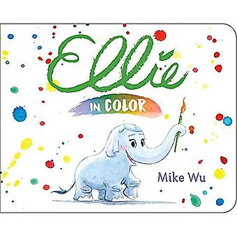 Ellie In Color [Board book]