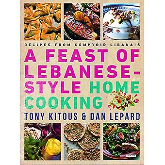 A Feast of Lebanese-Style Home Cooking: Recipes from Comptoir Libanais