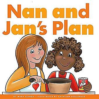 Nan and Jan's Plan (Rhyming Word Families)