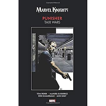 Marvel Knights Punisher by Peyer & Gutierrez: Taxi Wars
