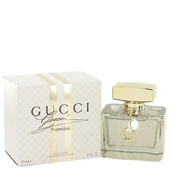 Gucci Premiere by Gucci Eau De Toilette Spray 2.5 oz / 75 ml (Women)
