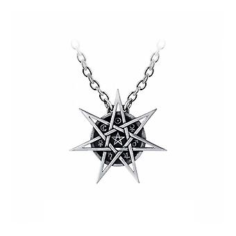 Alchimie Elven Star pendentif