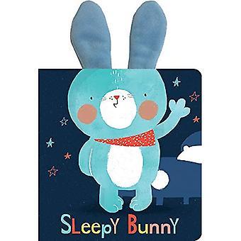 Sleepy Bunny: Board Books with Plush Ears (Snuggles) [Board book]