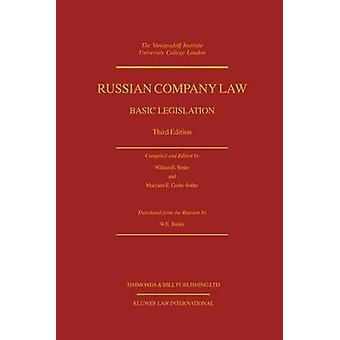 Empresa rusa ley legislación básica 3e por Butler y William E.