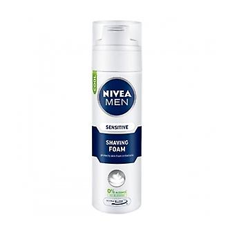 Nivea For Men rasage mousse sensible 200Ml