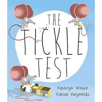 Den kittla test av Kathryn White-Adrian Reynolds-9781783444083 bo