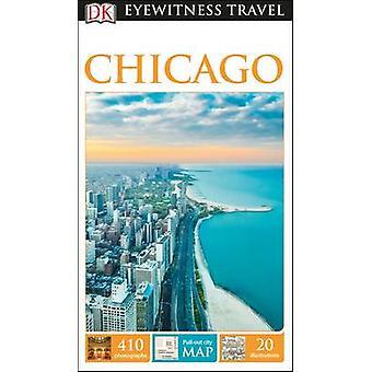 DK Eyewitness Travel Guide Chicago by DK - 9780241253526 Book