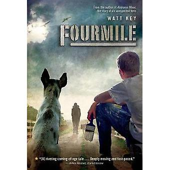 Fourmile by Watt Key - 9781250039958 Book