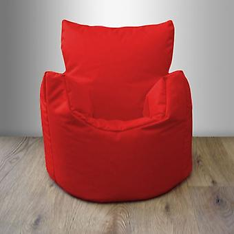 Toddler Water Resistant Bean Bag Chair - Red