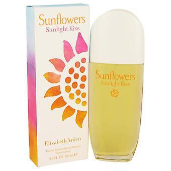 Sunflowers Sunlight Kiss Eau De Toilette Spray By Elizabeth Arden