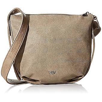 Fritzi aus Preussen Abbi - Women Brown shoulder bags (Mud) 7.5x27x22cm (W x H L)