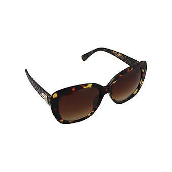Sunglasses UV 400 Cat Eye Leopard Brown 2606_12606_1