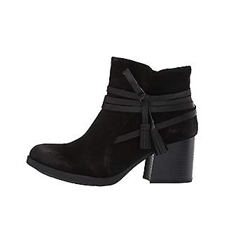 B.O.C Womens Amber Leather Closed Toe Ankle Fashion Boots