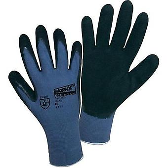 worky 14901 Fine knitted gloves ECO LATEX NITRIL made from 100% Viscose from Bambus 100 % Viscose from Bambus with Latex