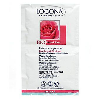 Logona Relaxing Mask 10 Pcs (2 × 7.5 Ml)