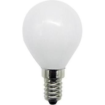 LED E14 Droplet 3.5 W = 25 W Warm white (Ø x L) 45 mm x 75 mm EEC: A+ LightMe Filament 1 pc(s)