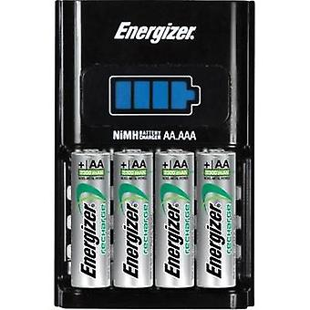 Charger for cylindrical cells incl. rechargeables Energizer 1 h Charger