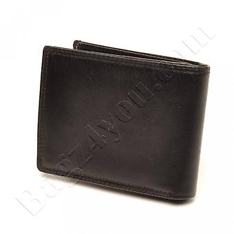 Berba SOFT MENS WALLET 002-008-00 Black