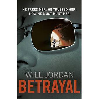 Betrayal by Will Jordan
