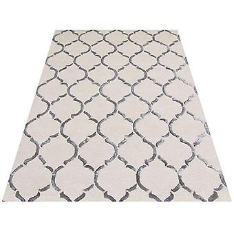 Rugs -Bakero - Chain Silver