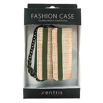 Xentris Universal Fashion Case for Medium Sized Phones (34-1878-01-WM) - Weave /