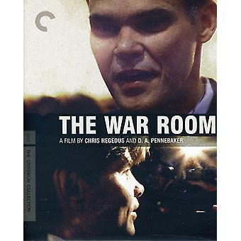 War Room [BLU-RAY] USA import