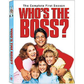 Wer ist der Boss: Staffel 1 [DVD] USA Import