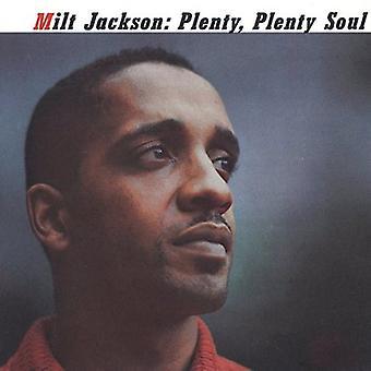 Milt Jackson - masser masser sjæl [CD] USA importerer