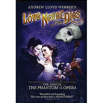 Lloyd Webber, Andrew - Love Never Dies [DVD] USA import